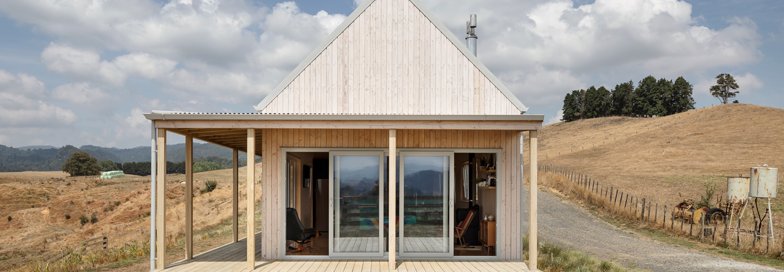 Container house - cover