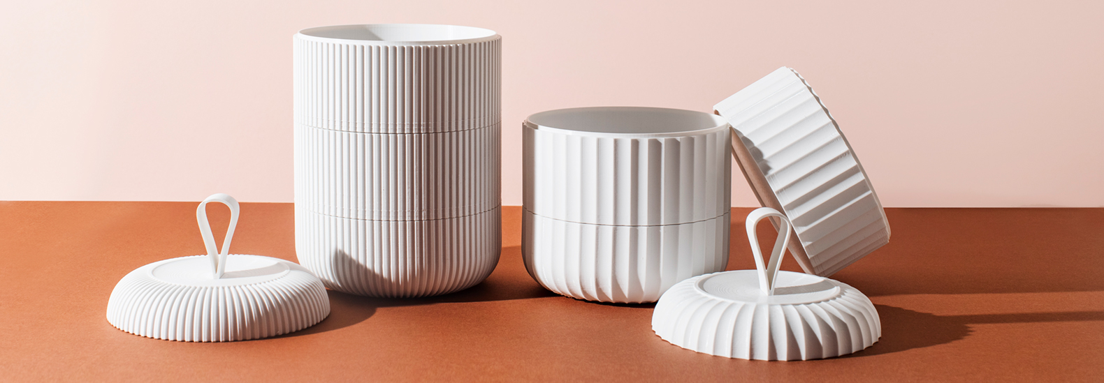 PriestmanGoode designs sustainable, plastic-free takeout containers