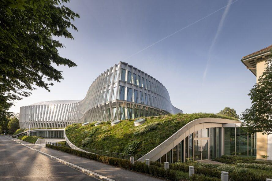 The Olympic House sets a new green building standard