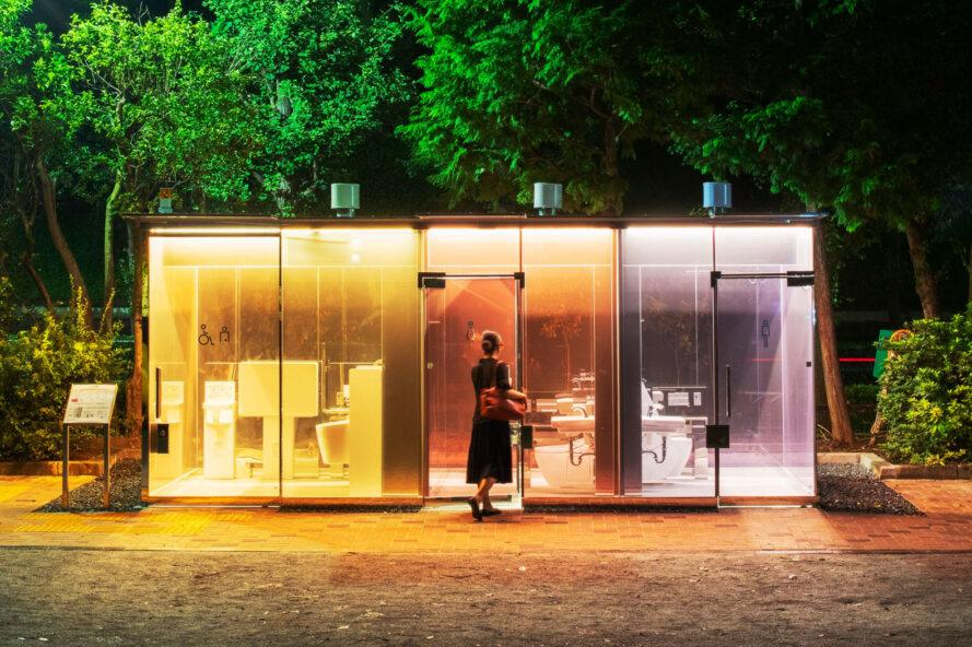 New Tokyo Toilet Project designs public restrooms to foster inclusivity