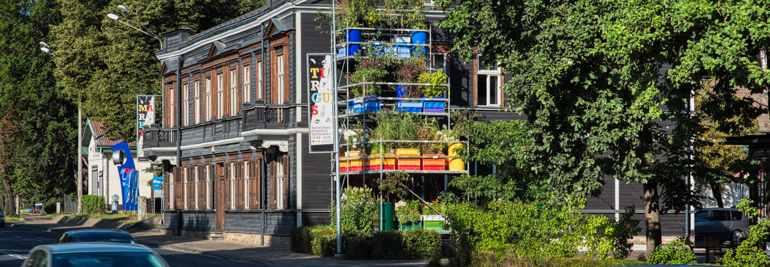 Design experiment examines safety of food grown in urban vertical gardens