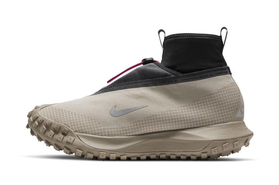 Nike ACG collection gives traction to eco-friendly apparel