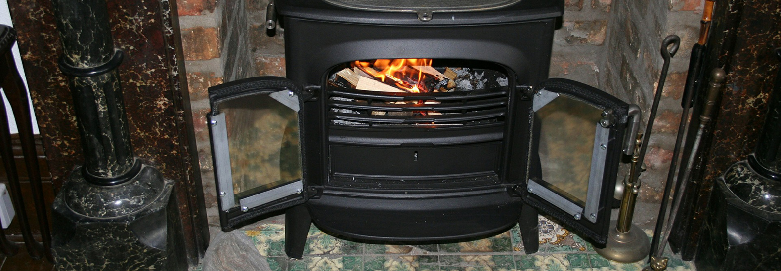 Wood-burning stoves can triple particulate matter levels in homes