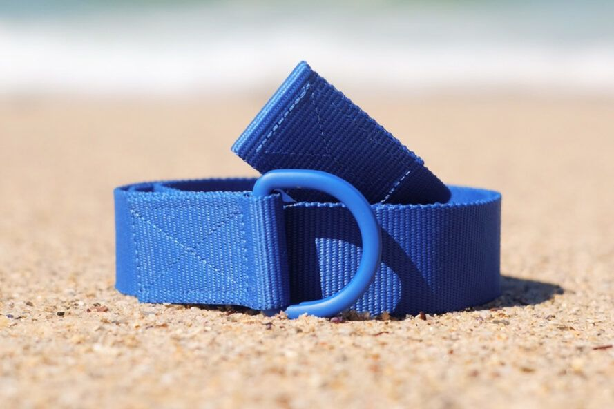 For Purpose Recycling debuts recycled ocean plastic utility belt