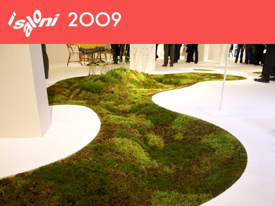 Moss Carpet Grows in the Heart of Your Home