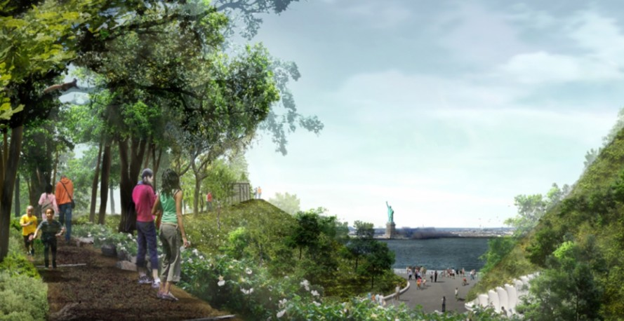 Governors Island to be open year-round with new 'Innovation Cluster' technology incubator