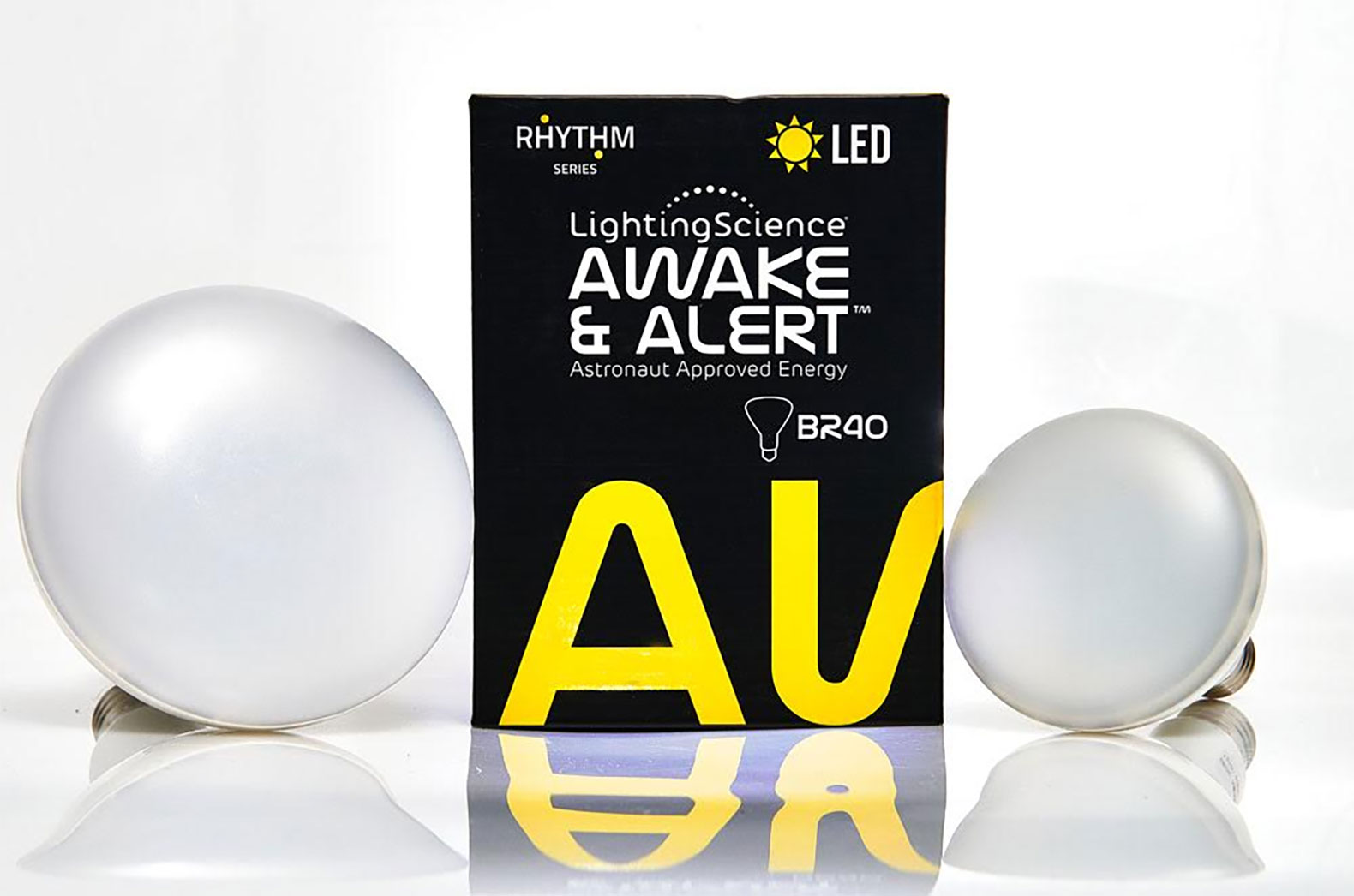 NASA science-backed LED light bulbs help you fall asleep at night and stay alert during the day