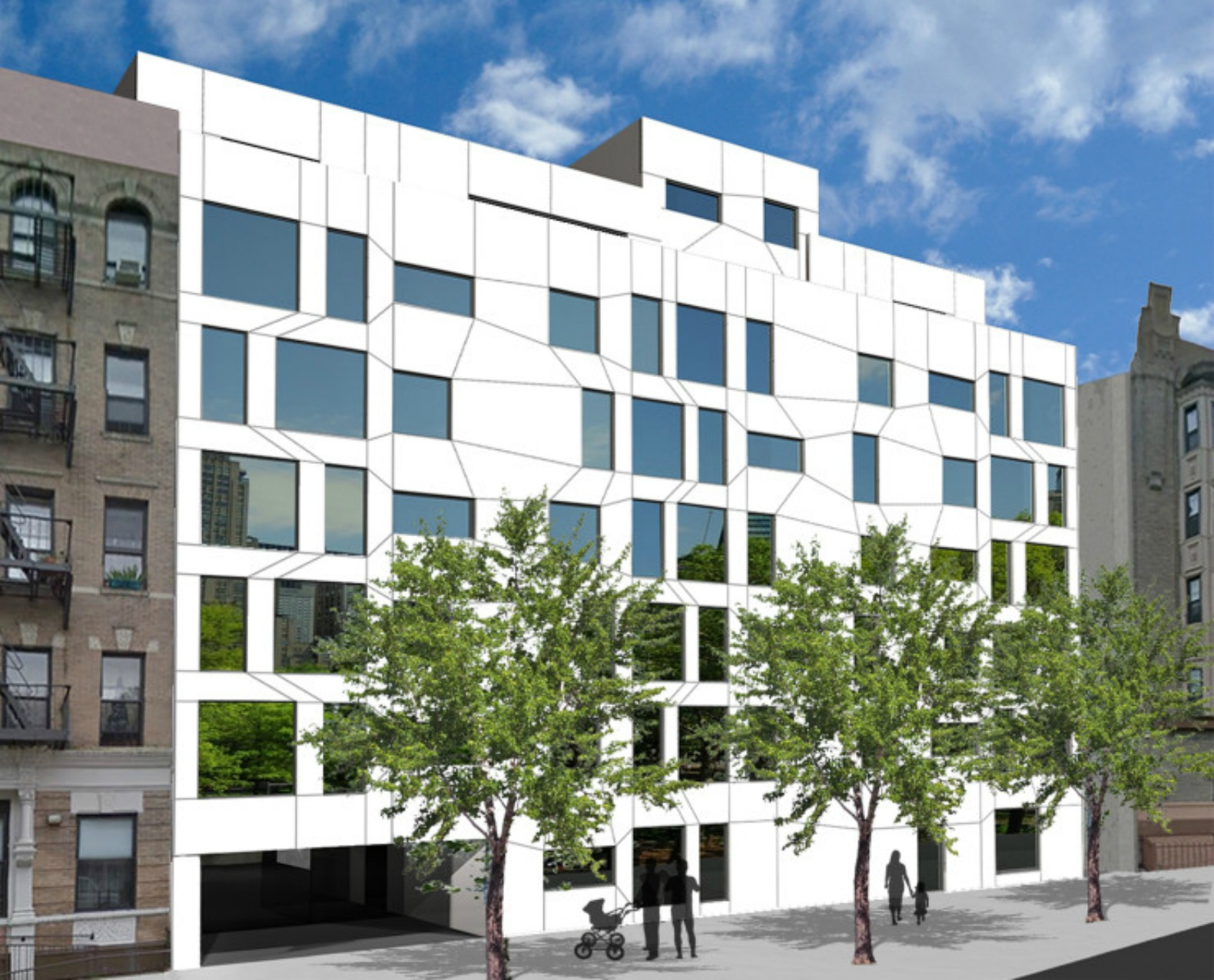 NYC's first passive apartment building set to open next month
