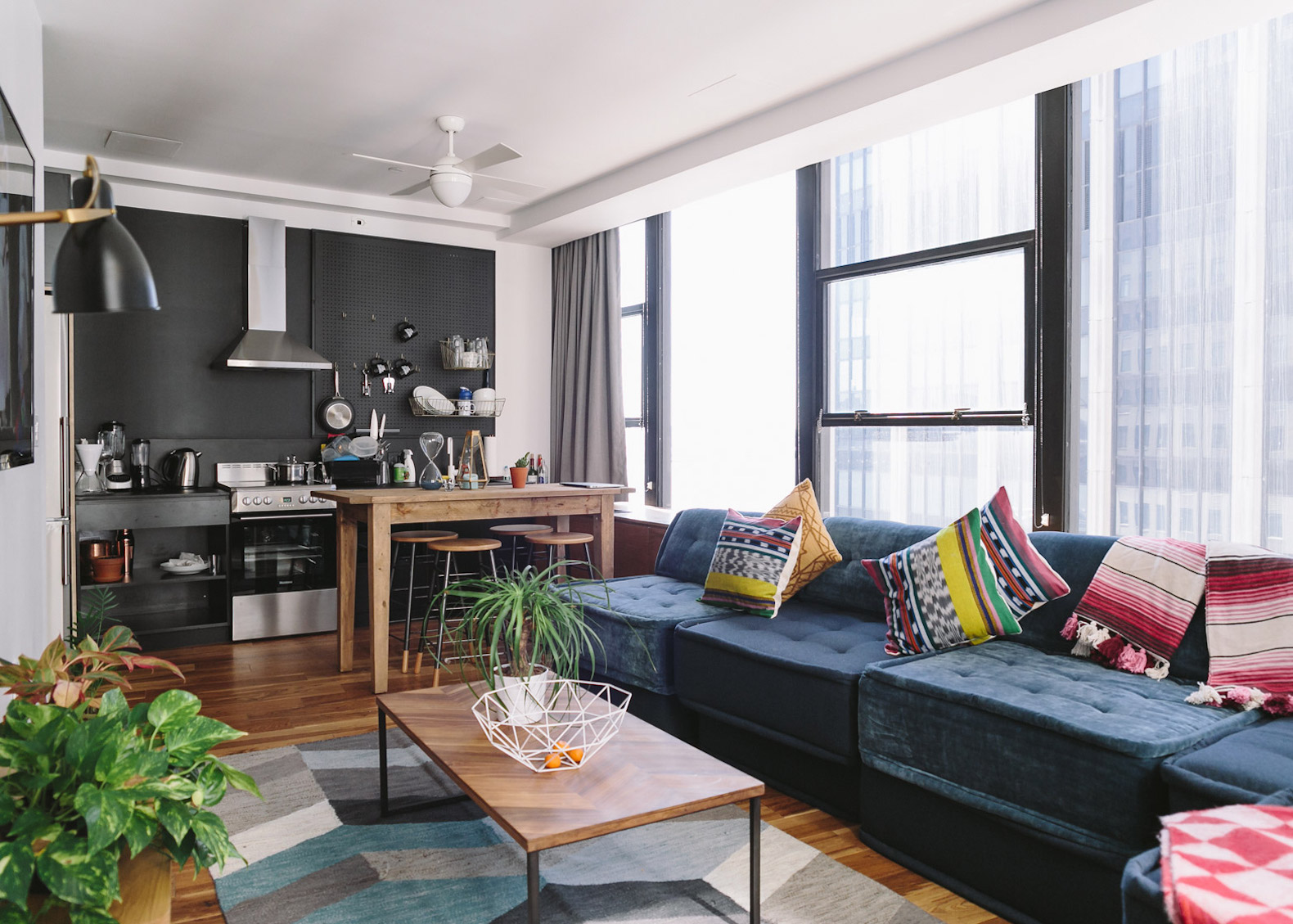 WeWork opens gorgeous WeLive co-living apartments on Wall Street