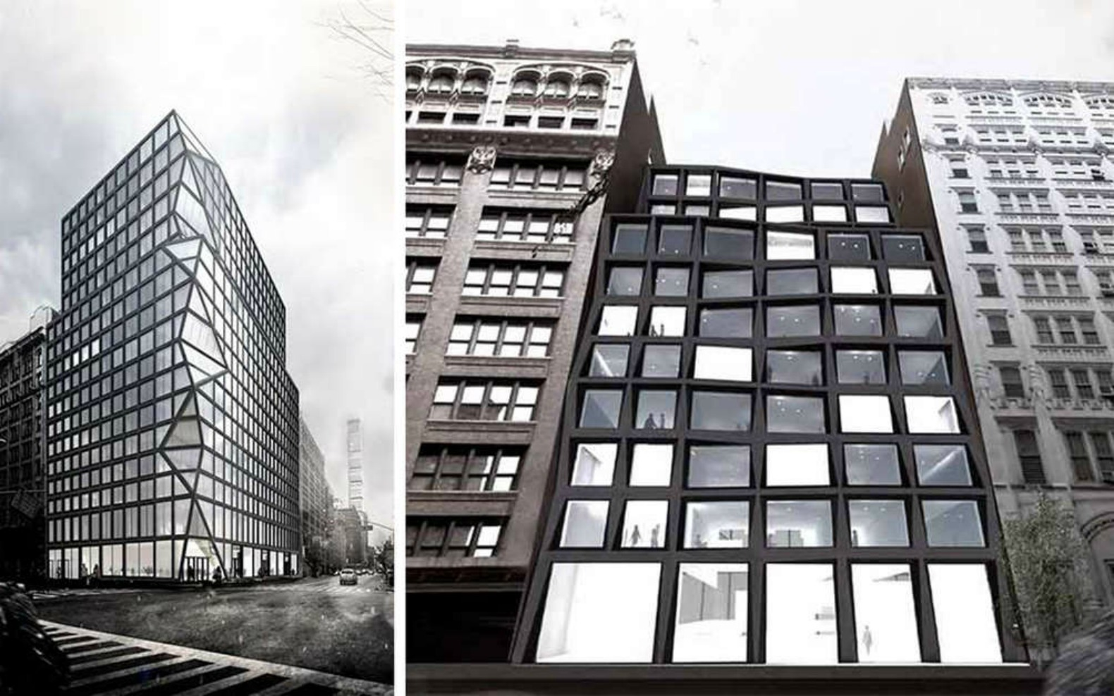 Rem Koolhaas breaks ground on his first NYC building