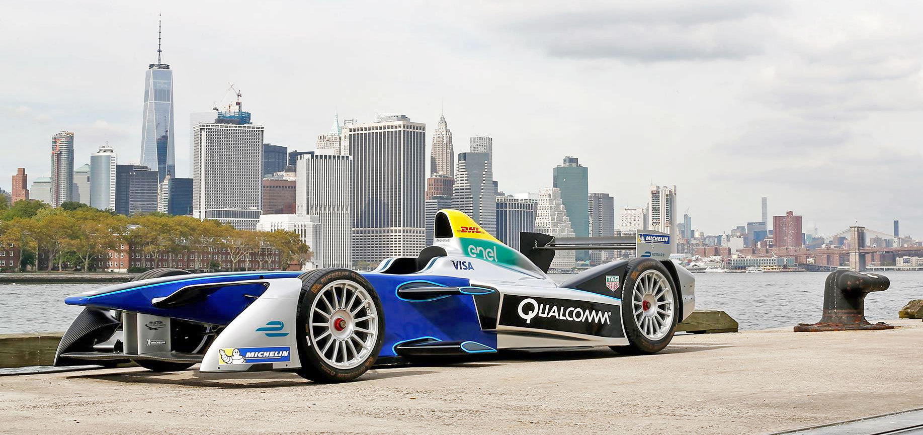 ePrix electric vehicle race coming to Brooklyn next summer