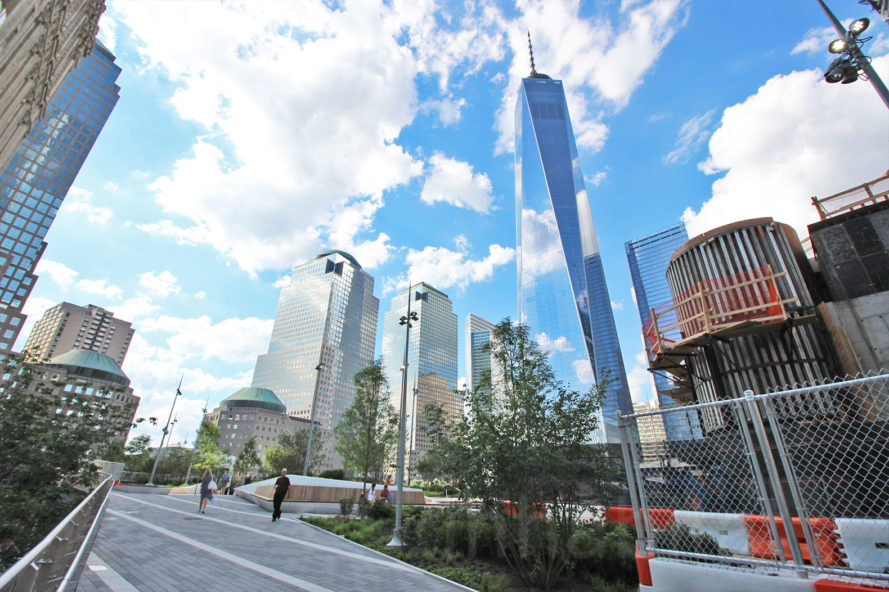 One World Trade Center achieves LEED Gold certification