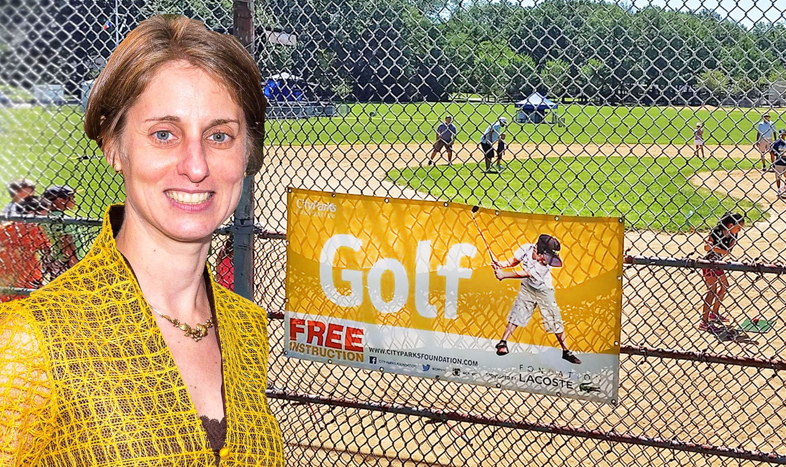 INTERVIEW: City Parks Foundation's Heather Lubov on transforming baseball diamonds into golf schools