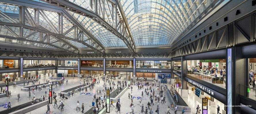 Governor Cuomo reveals updated renovation plans for NYC's Penn Station