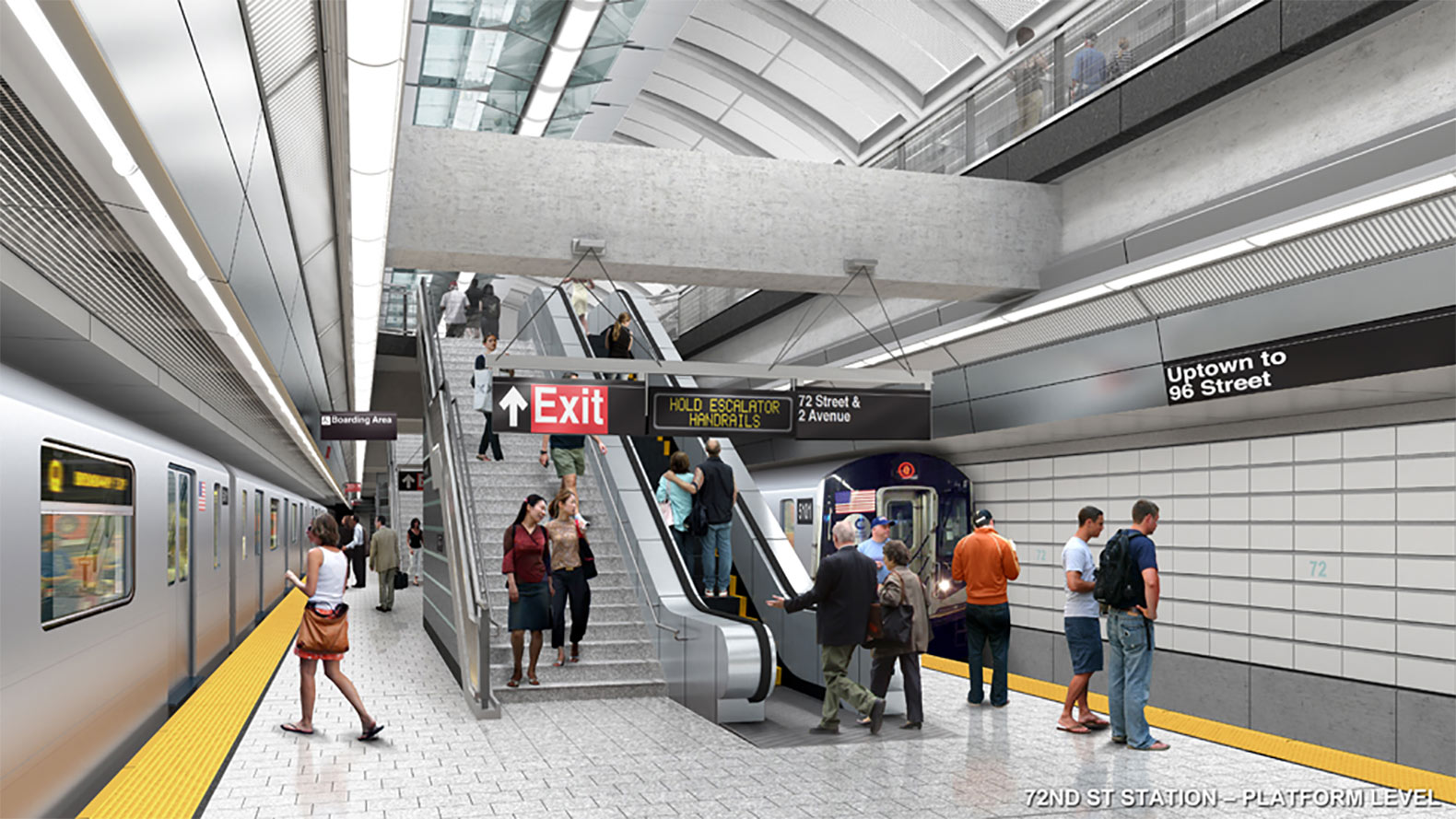 Second Avenue subway finally set to open after nearly a century