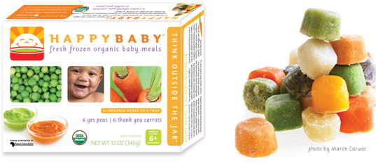 Dr. Sears,  eco parenting,  green baby movement,  happy baby food,  HappyBaby: The Organic Guide to Baby's First 24 Months