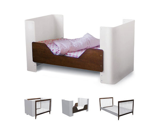 baby crib, baby furniture, baby room, CASAKids, children\'s room, convertable bed, convertable crib, eco-bed, Green Furniture, green kids rooms, modern baby, modern home, sustainable baby furniture, toddler bad, toddler room