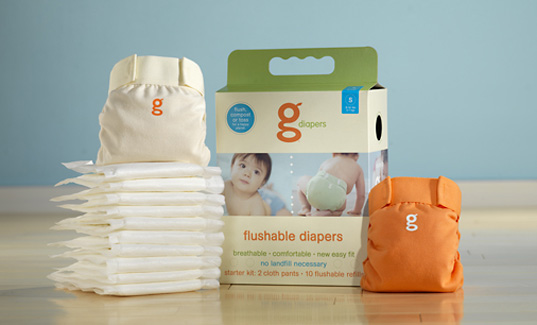 GDiaper, G-Diaper, G Diaper, Flushable diaper, eco diaper, green diaper, environmental diaper, environmentally sustainable diaper, eco baby, green baby