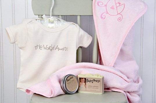 BabyBam Collection Gift Sets, bamboo and cotton towel, Bamboo Baby Soap, bamboo clothing, easy green gifts, gentle baby soap, green holiday gifts, holiday gift sets, Hooded Towel, lavender balm, organic baby, organic baby soap, organic clothing for baby, organic cotton, organic cotton onesies, organic onesie, organic pjs, organic soap, soothing natural soap