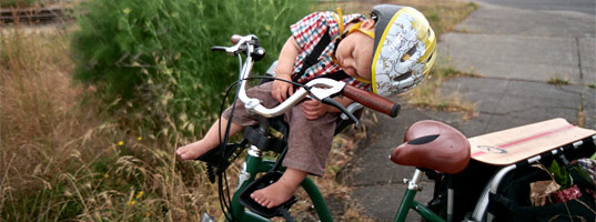 Bike seat debate, bike seats for kids, safety of kids bikes seats, kids bicycle seats