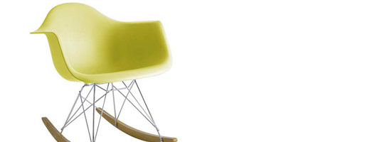 Eames Rocker, Eames Rocking chair