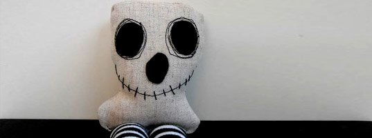 Monster Doll, Monster plush toys, handmade toys