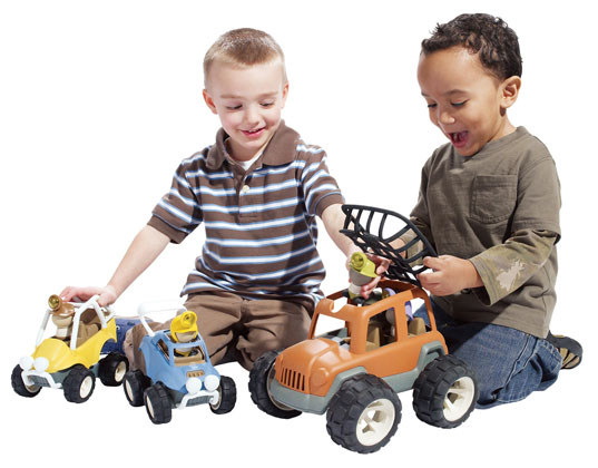 Zoom Into The Holidays With Sprig Eco Toy Cars Trucks Inhabitots
