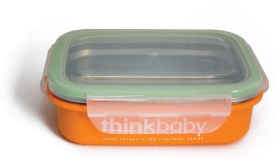 BPA free bottles,  BPA Free Feeding System,  Complete BPA Free Feeding System,  easy baby dishes,  eco baby meals,  green dishes,  green mealtime,  lead free dishes,  New Thinkbaby,  safe babyfood dishes,  safe toddler dishes,  safer baby bottles,  sustainable feeding,  thinkbaby,  thinkbaby bottles,  Thinkbaby Complete BPA Free Feeding System,  Thinkbaby dishes