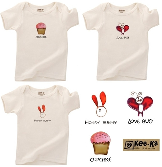 Kee Ka Organic Valentine S Day Clothing For Kids Inhabitots
