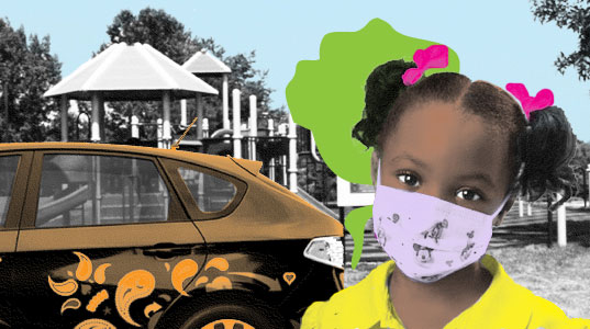 air pollution, automotive pollution, avoiding air pollution for your baby, city pollution, dr. john durant, keeping baby safe on walks, smog, vehicular pollution