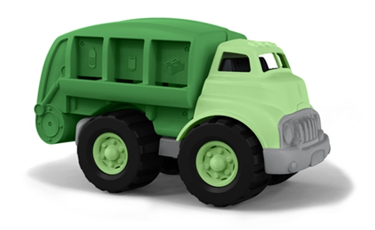 Green Toy Truck : Green toys new spring line has sprouted inhabitots