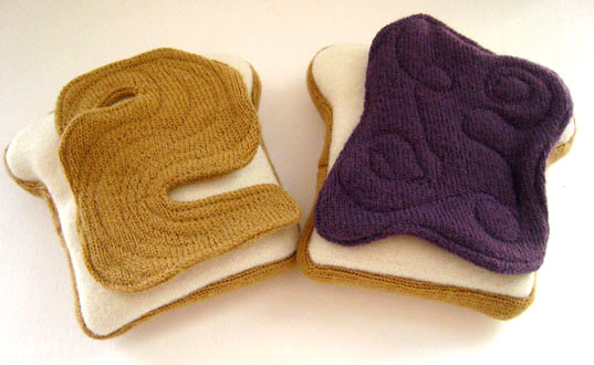 Soft Food Toys : Looolo textiles organic munchy toys for tots inhabitots