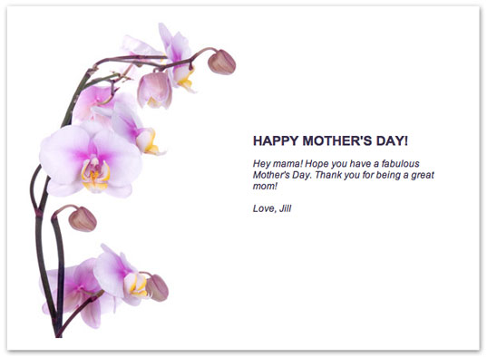 Save a tree send an e card for mothers day inhabitots m4hsunfo