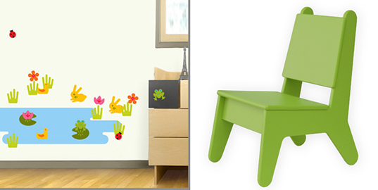 Bo2 Collection Notneutral Eco Friendly Kid S Furniture Kids Decor
