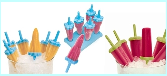homemade ice pops, Homemade Popsicles, ice pops, plastic molds, Popsicles, reduce trash, save on resources