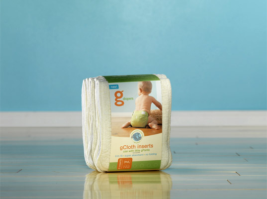 gCloth by gDiapers, gDiapers, cloth diapers, diapers, eco-friendly diapers, reusable diapers, eco-friendly baby, green diapers, green baby