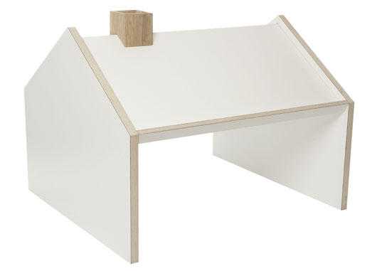 Drafting Play Table Deskhouse By NinetoNine