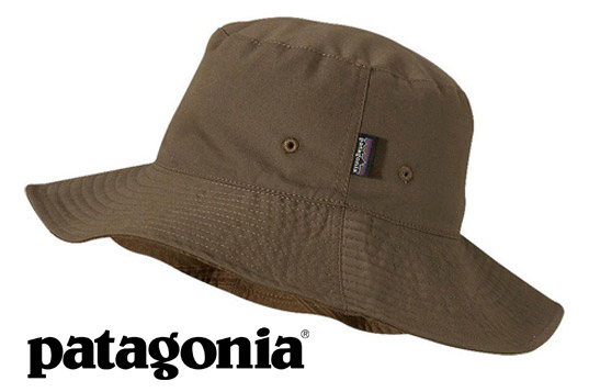 Patagonia All-Wear Floppy Hat, Patagonia, eco-friendly hats, eco-friendly sun hats, organic cotton sun hats, organic cotton hats, reversible hats