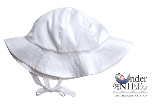 Under the Nile Sun Hat, Under the Nile, organic cotton kids hat, organic cotton baby hat, organic cotton sun hat, organic cotton kids sun hat, organic cotton baby sun hat, eco-friendly kids hats, eco-friendly baby hats, eco-friendly kids sun hats, eco-friendly baby sun hats