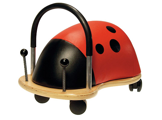 Wheely Bug (Ladybug), Wheely Bug, eco-friendly toys, ride-on toys, pvc-free toys, animal toys