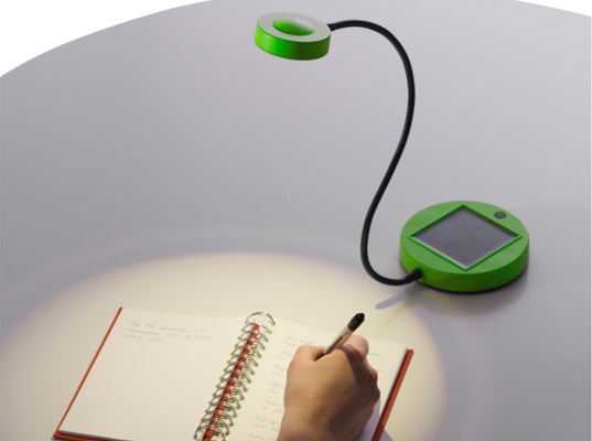 IKEAs SolarPowered Lamp Gives Light To Kids Without Electricity - Ikea solar desk lamp