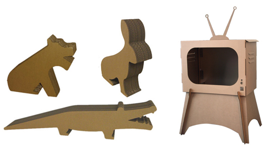 ben blanc, cork toys, corkels, recycled wood toys, wood chip toys