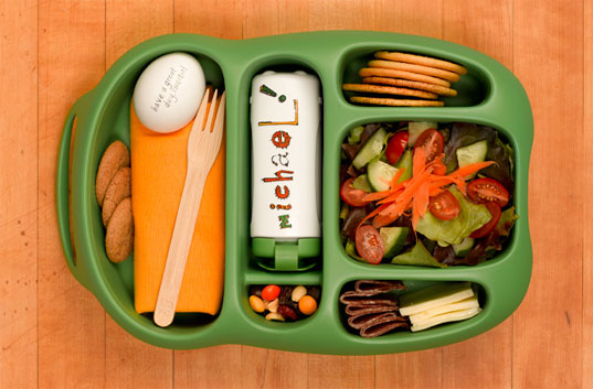 BPA Free Feeding System, bpa free lunch box, good bin, goodbyn, Phthalate free lunch box, recyclable lunch box