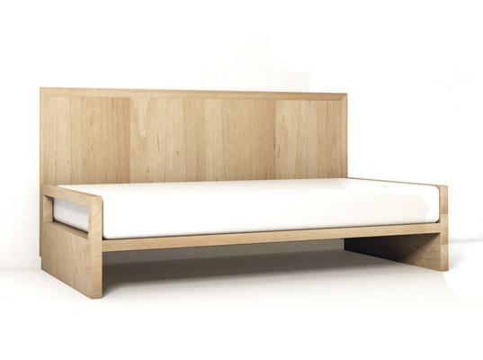 Pluunk Twin Bed, eco-friendly kids' beds, eco-friendly bunk beds, eco-friendly twin beds, eco-friendly single beds, salvaged wood beds