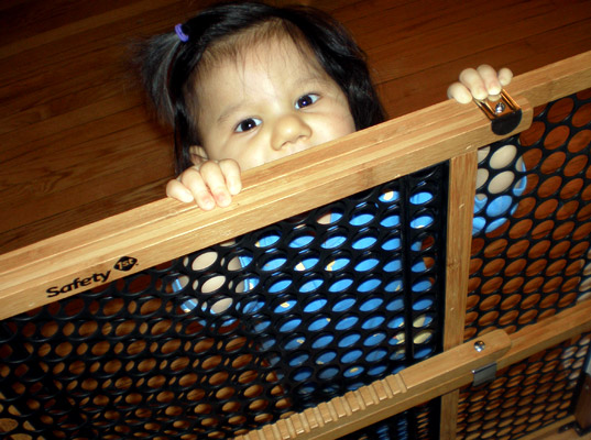 Nature Next Bamboo Baby Gate By Safety 1st Inhabitots