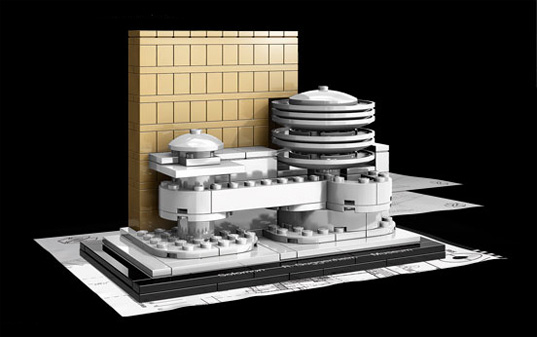 adam reed tucker, legos, lego bricks, lego architecture series, lego design, lego fallingwater, lego guggenheim museum, frank lloud wright, empire state bulding lego, sears tower lego, seattle space needle lego, green kids, eco kids, green toys, green family, eco play