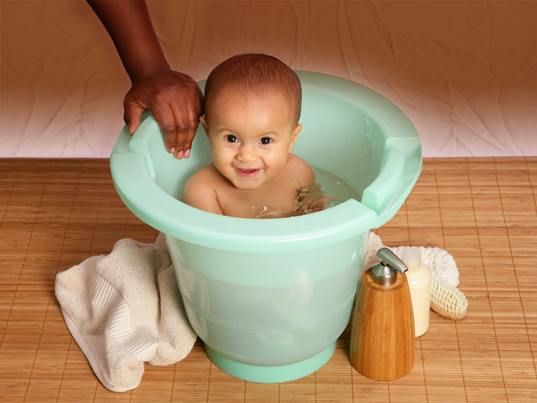 100% Recycled Plastic Spa Baby Eco | Inhabitots