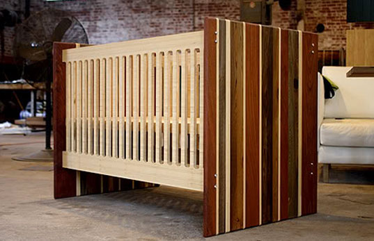 Image of: Green Baby Furniture With Green Baby Eco Crib Eco Ecofriendly Cribs For Green Babies Inhabitots