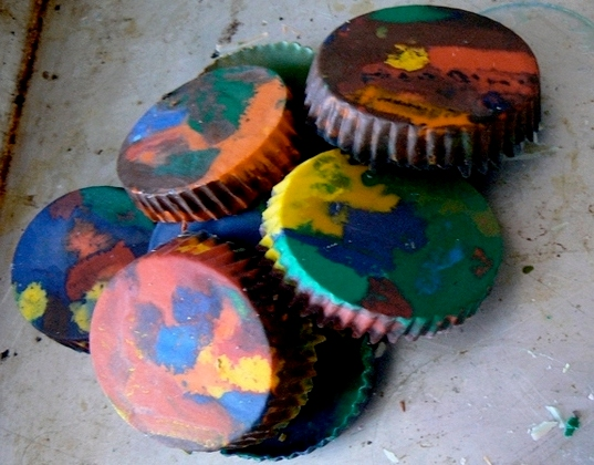 eco kids, green kids, upcycled crayons, do it yourself, eco earth activities