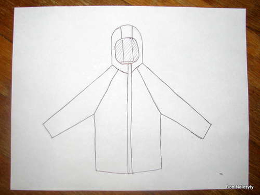 green kids, how to, green design for kids, recylced raincoat, raincoat how to, plastic bag raincoat, instructables